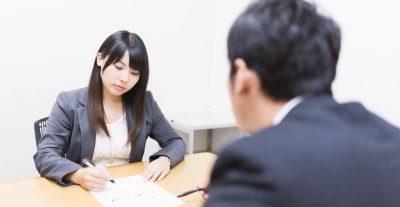 面接で履歴書の空白期間について聞かれた時の答え方