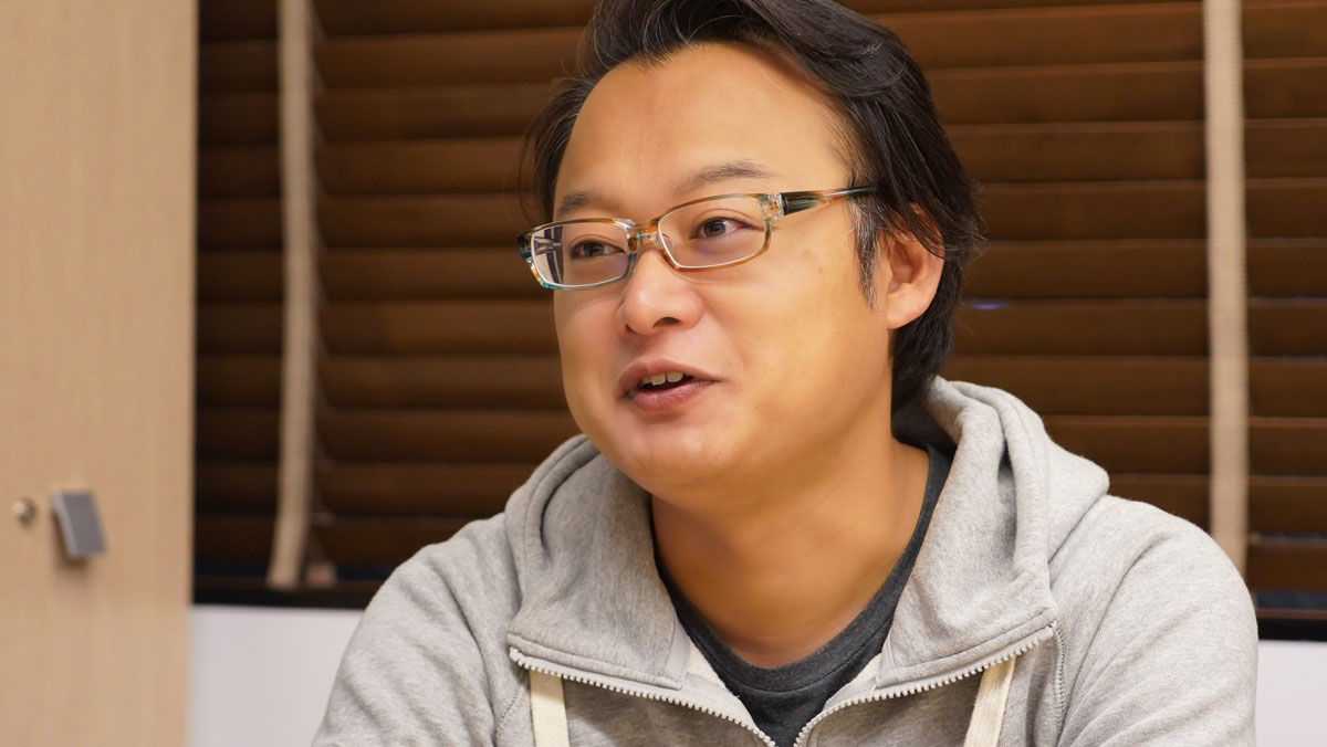 待遇改善について語る佐野順平氏